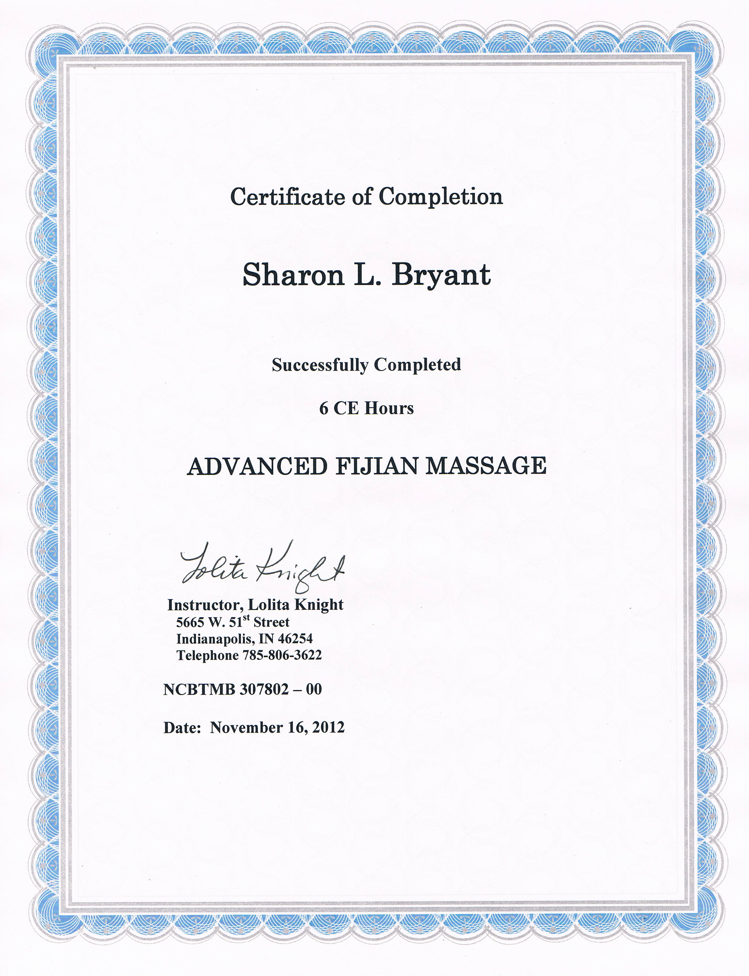 Qualifications Harvest Moon Massage Therapy Qualifications