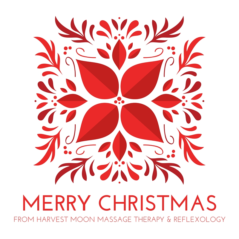 Merry Christmas Archives - Harvest Moon Massage Therapy
