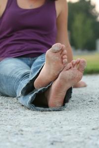 Relaxed Feet!